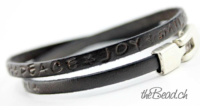 Wickelarmband für ganz besondere Menschen, tolles Geschenk