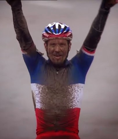 En 2013, Mourey s'est imposé avec le maillot tricolore à Namur