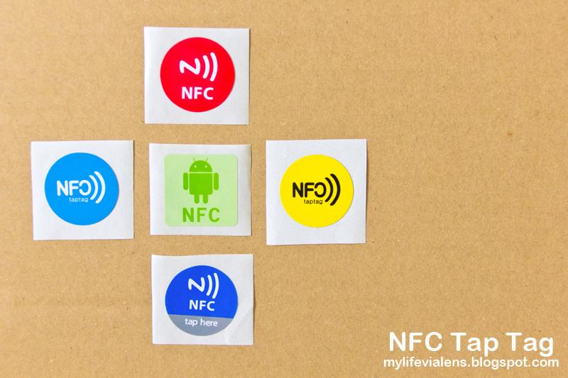 近场通信标签 NFC Tap Tag