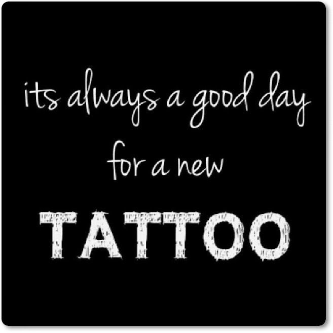 Quotes About Tattoos