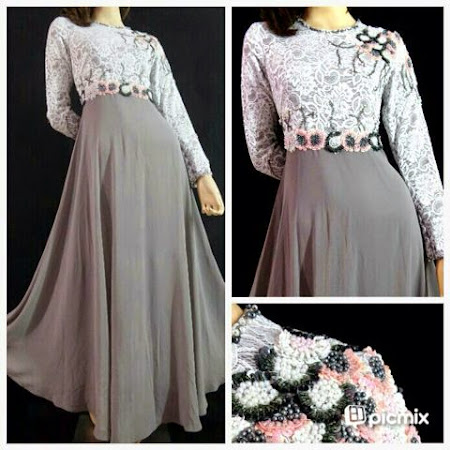 Paling Menawan. Dihiase Dengn High Quality Lace + Beads. Ready Stock Bayar & Pos