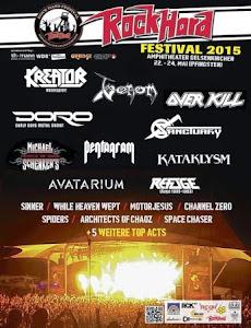 ROCKHARD FESTIVAL 2015