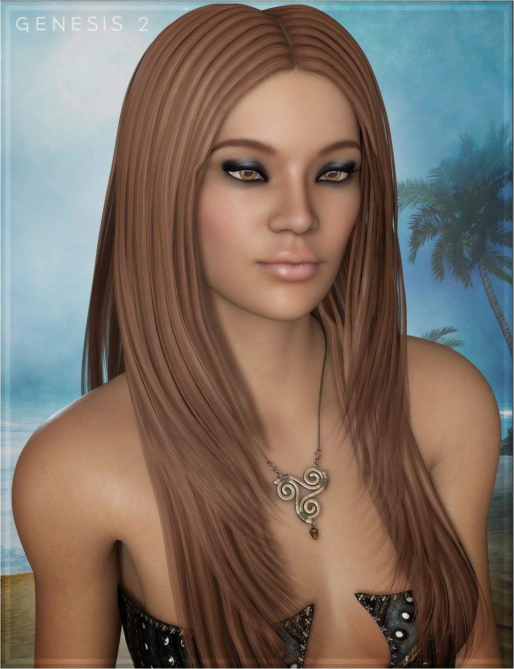 Couleurs Roxanna Cheveux