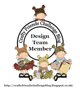 Crafty Friends Challenge Blog DT Member