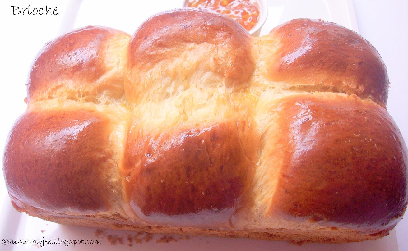 Brioche - For World Bread Day