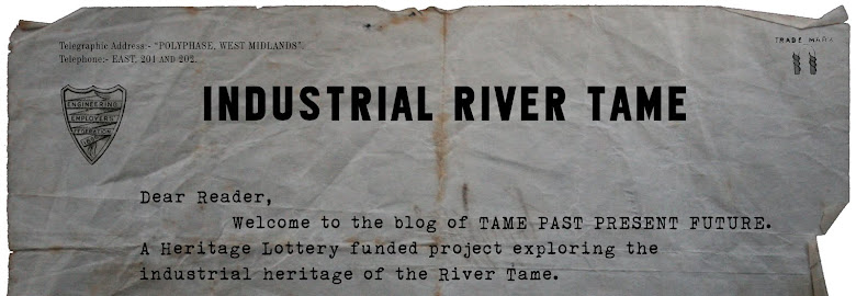 Industrial River Tame