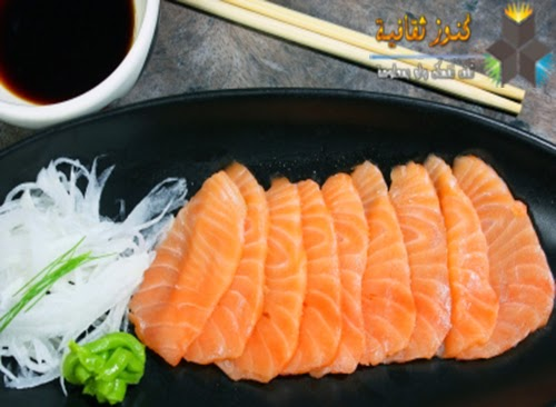 أوميجا 3, سمك السلمون, سمك السلمون الأطلسي, سمك السلمون يعمل على تحسين الوظيفة الادراكية للرضع والأطفال