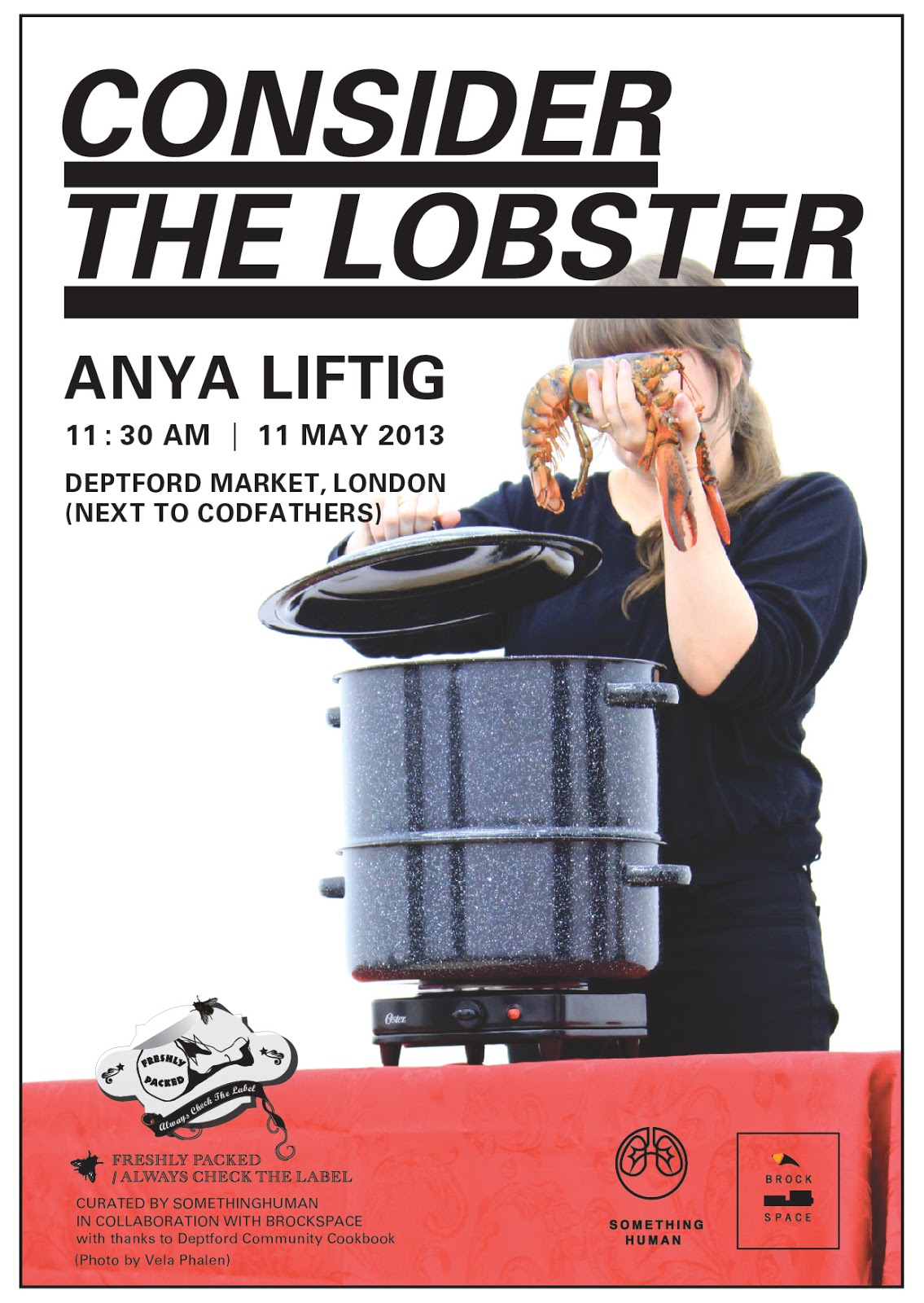 Consider The Lobster Essay