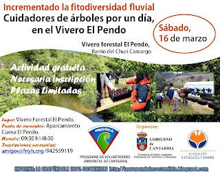 Vivero forestal el pendo s bado 16 de marzo for Libro viveros forestales