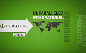 Herbalife international business