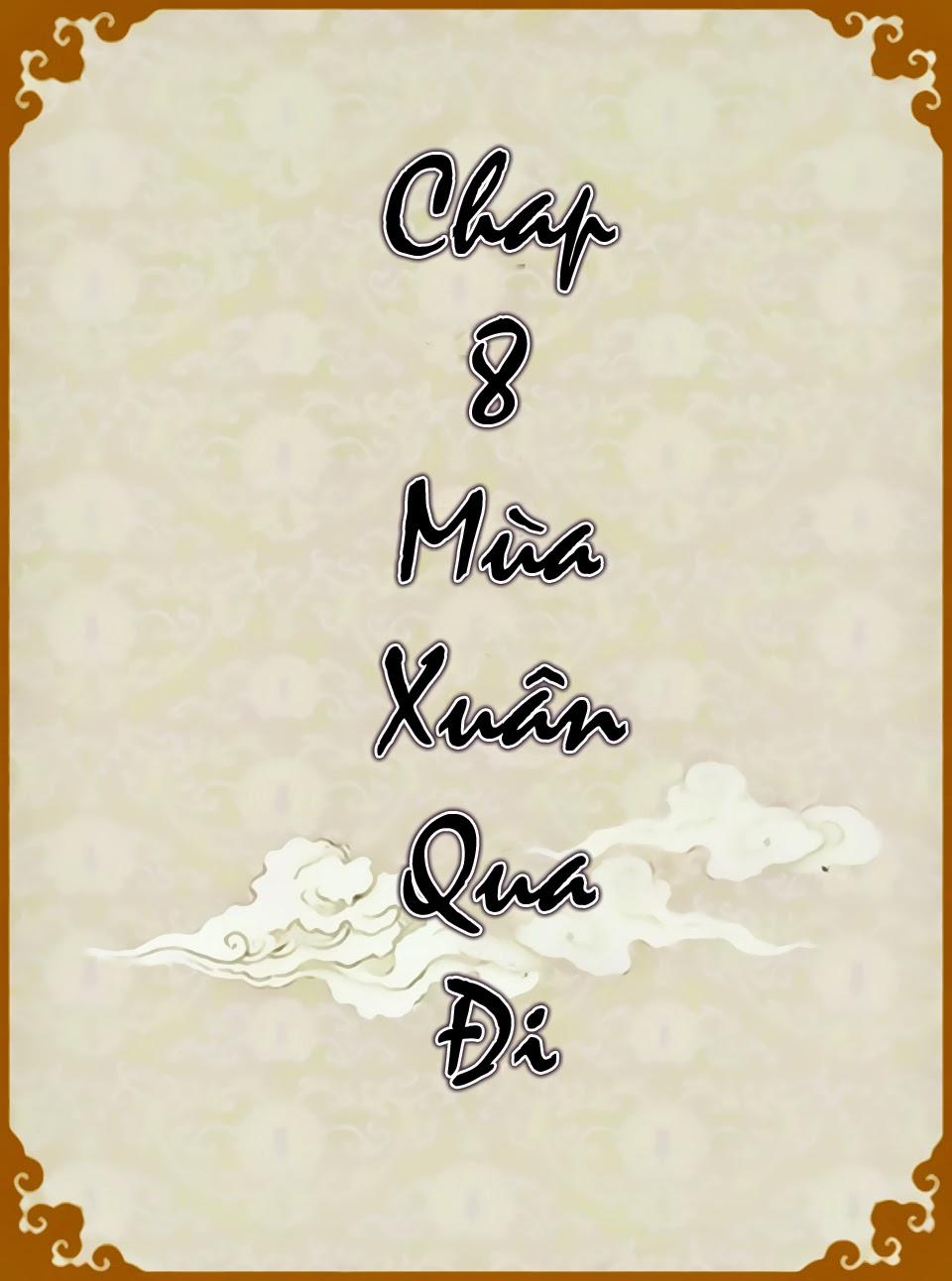Chân Hoàn Truyện Chap 8.1 - Next Chap 9