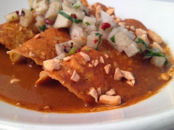 Verdaderas recetas de cocina mexicanas diferentes enchiladas for Tipos de encielados