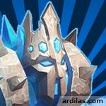 Iblis Es (Ice Demon) - Pahlawan Elit - Konflik Kastil
