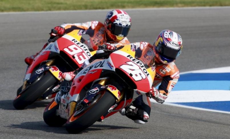 Hasil Kualifikasi MotoGP Silverstone Inggris, Marc Pimpim Pole Posisi