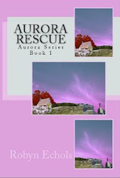 Aurora Rescue on Amazon - click the book