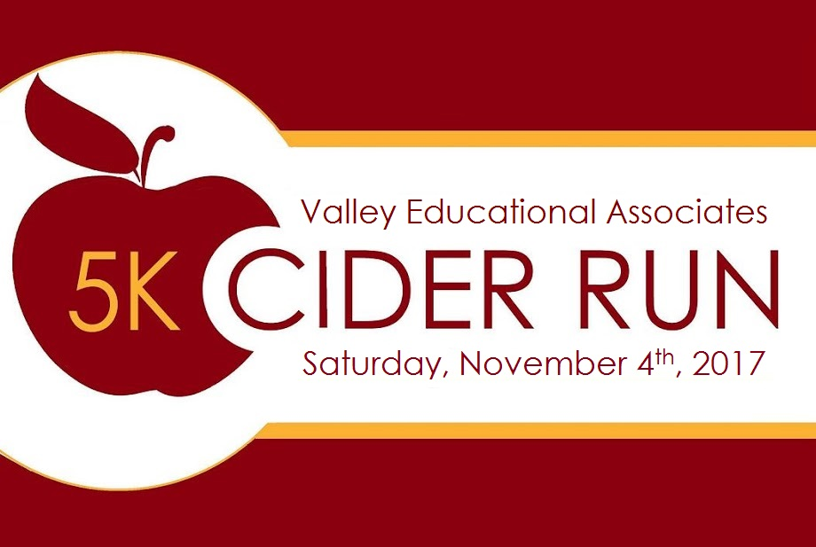 Valley Educational Associates, Inc. 5K Cider Run