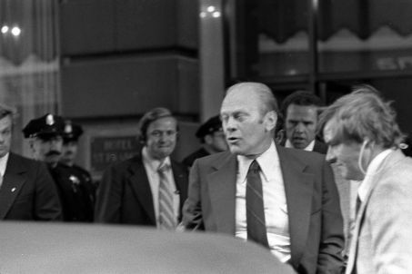 President Ford Secret Service 9/22/75
