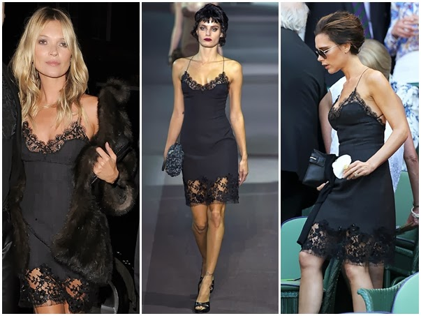 The Lingerie Trend