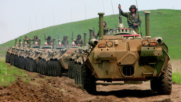Russia To Invade Europe? Russia, China Hold Large-Scale War Games