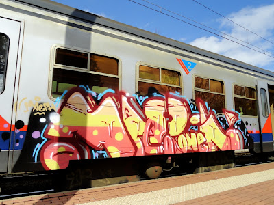 MAEPH ONE graffiti