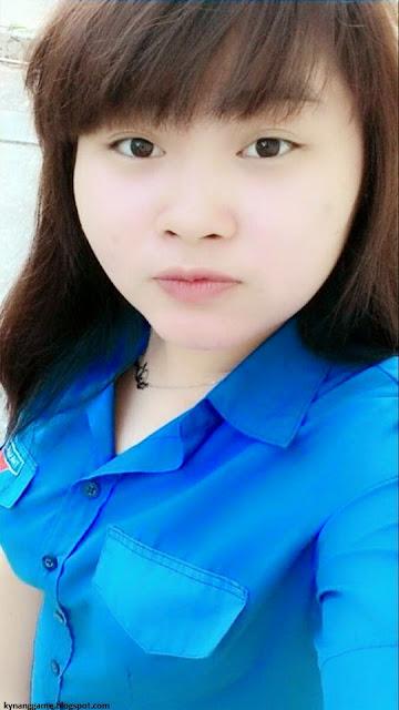 Thí sinh dự thi Nữ Hoàng Cổ Động Nguyễn Thị Thùy Linh 1