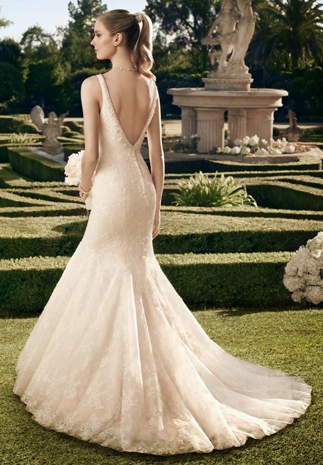 Casablanca Wedding Gown 8 Good