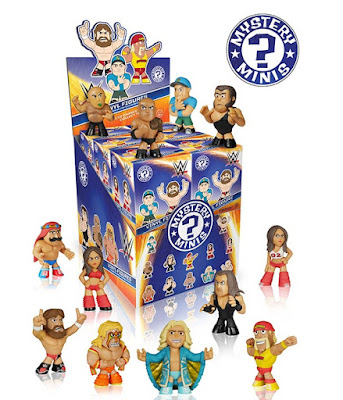 WWE Mystery Minis Blind Box Series by Funko