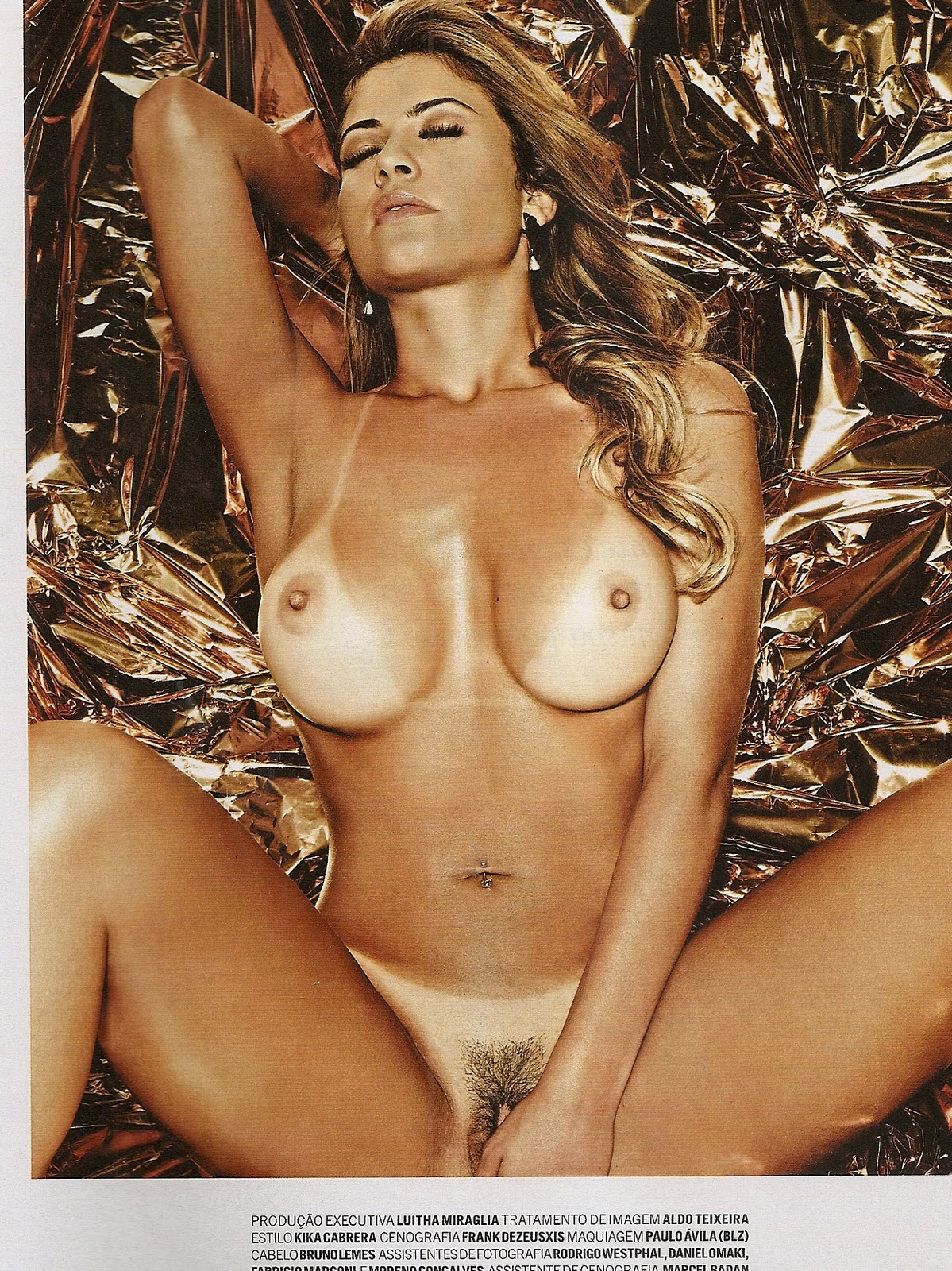 Playboy Claudia Colucci Cacau Novembro