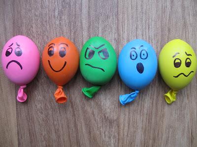 stress ball balloons