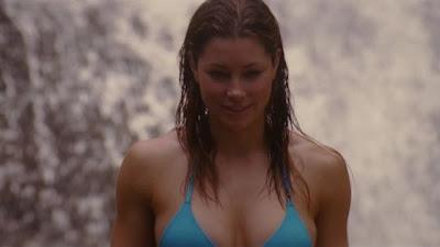 Opinion, interesting Jessica biel blue bikini pics