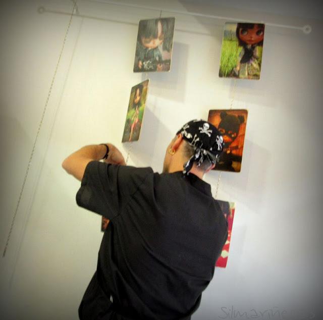 Exposición fotográfica de Caty y Silmariñecas