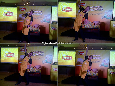 Lipton Teh Tarik Media Blogger Launch Unilever Marketing Director Hugo Verkuil