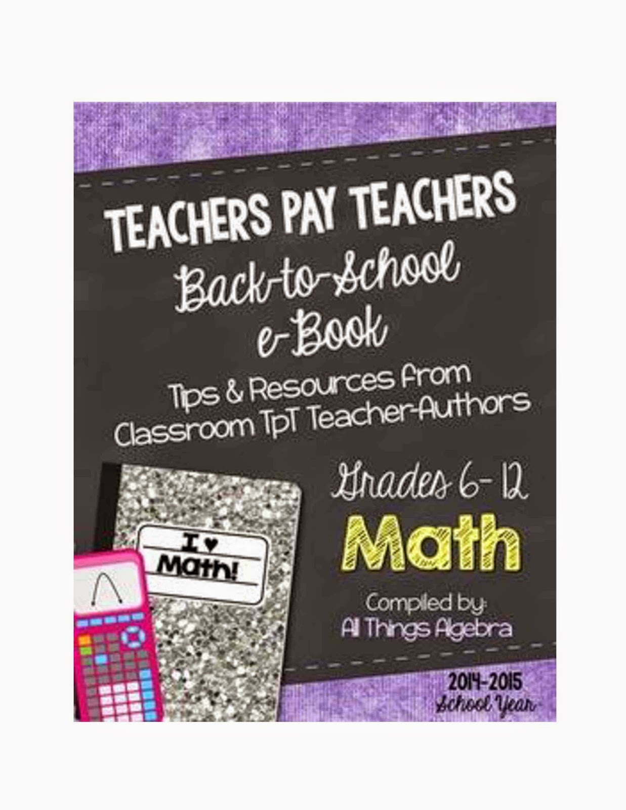 http://www.teacherspayteachers.com/Product/Math-Back-to-School-eBook-for-Grades-6-12-1376805