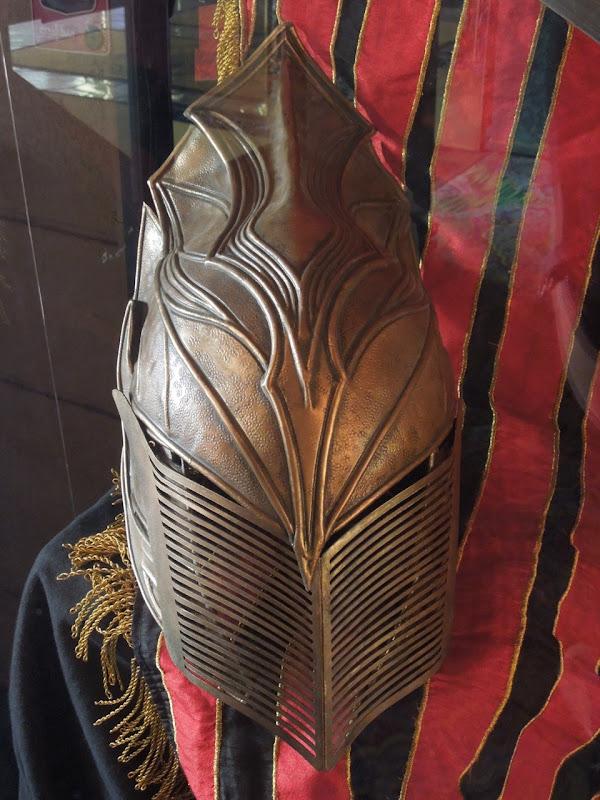 John Carter Zodangan helmet