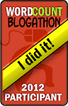 Blogathon 2012 - I did it!