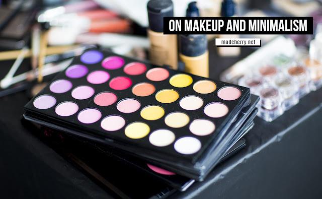 makeup and minimalism