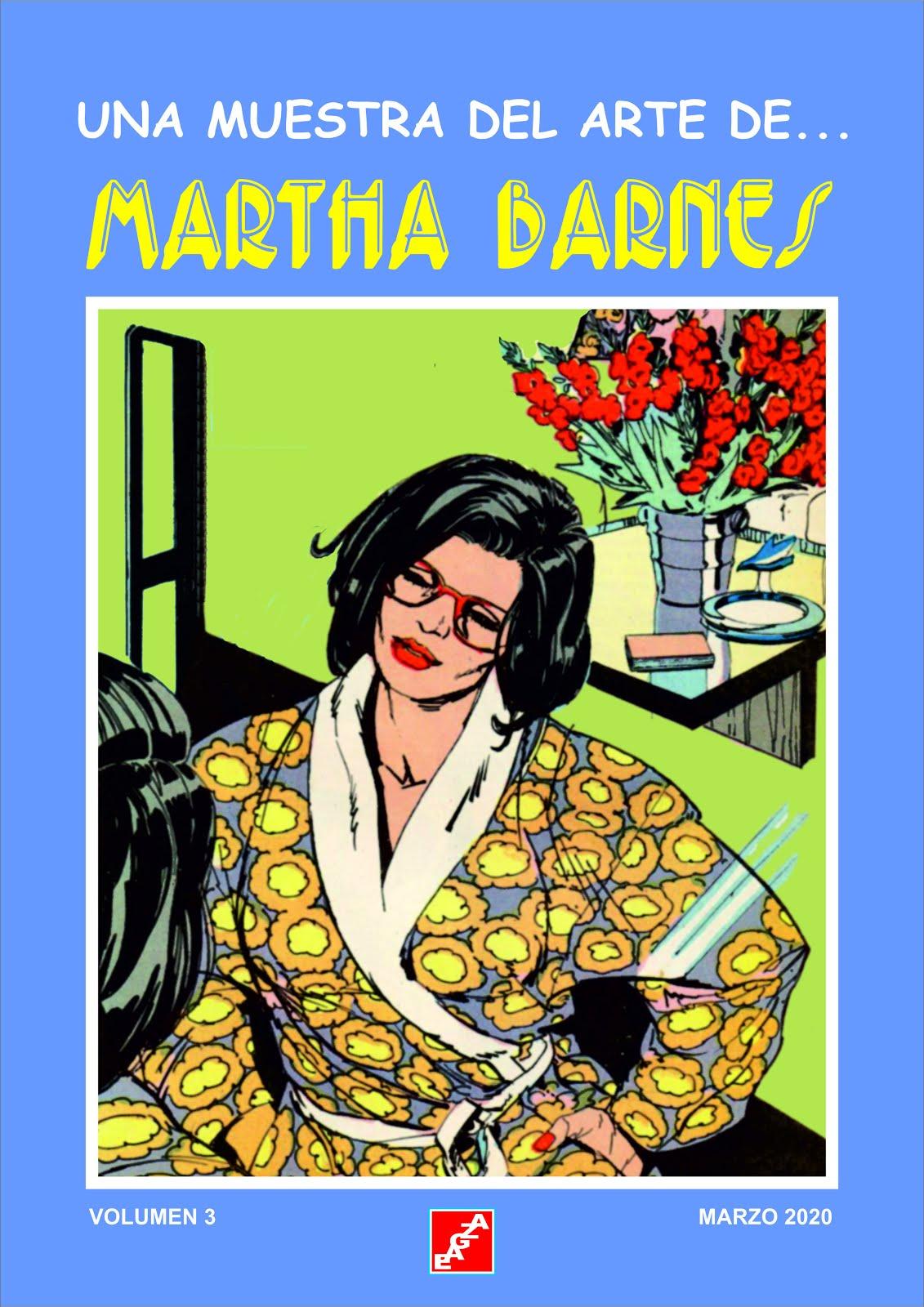 Obras de Martha Barnes - EAGZA