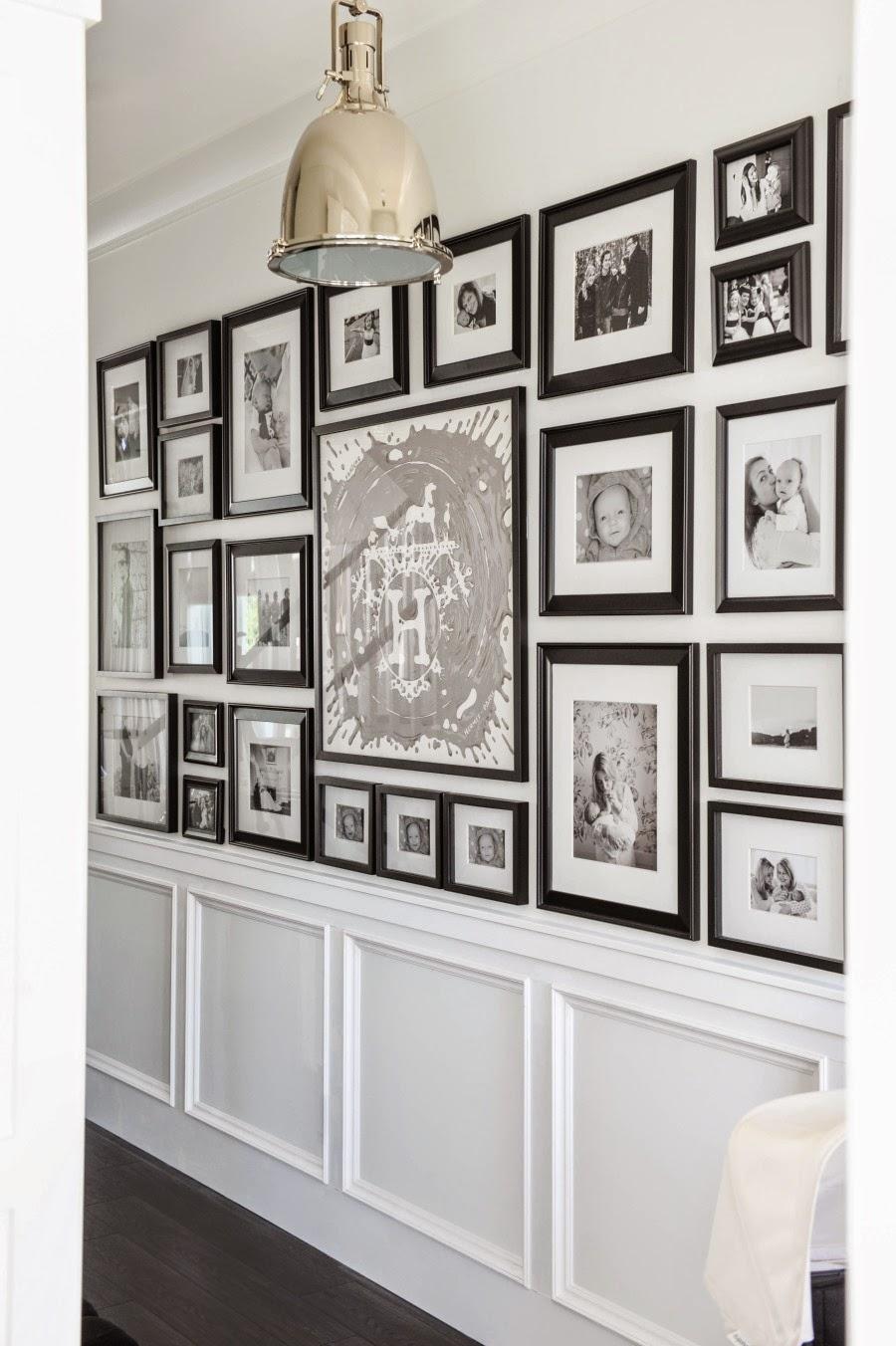 wystrój wnętrz, wnętrza, urządzanie mieszkania, dom, home decor, dekoracje, aranżacje, białe wnętrza, przedpokój, galeria zdjęć