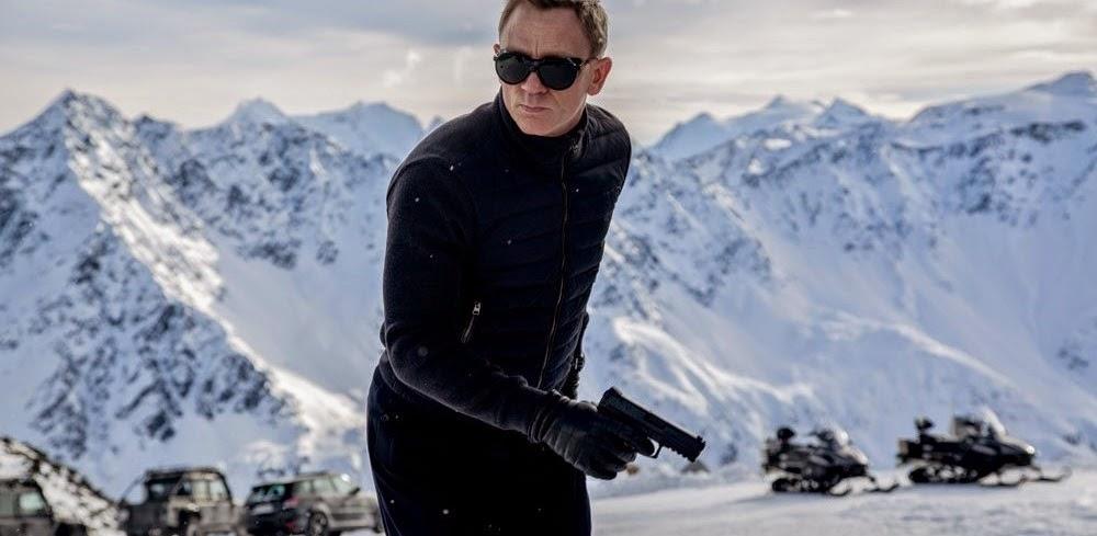 Primeiro vídeo dos bastidores e imagem oficial de James Bond em 007 - Spectre