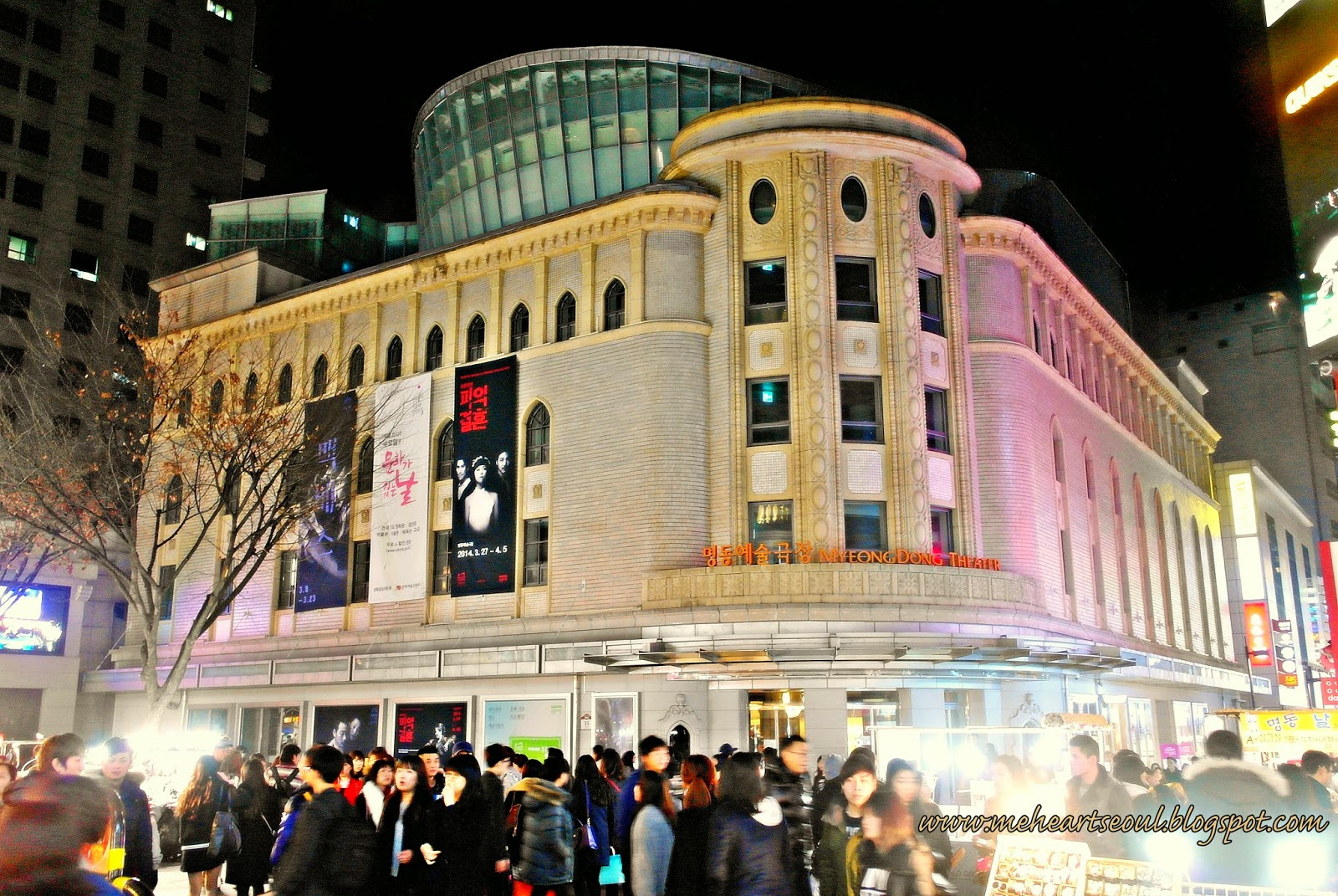 Recommended shopping spot in Seoul: Myeongdong | meheartsoul.blogspot.com