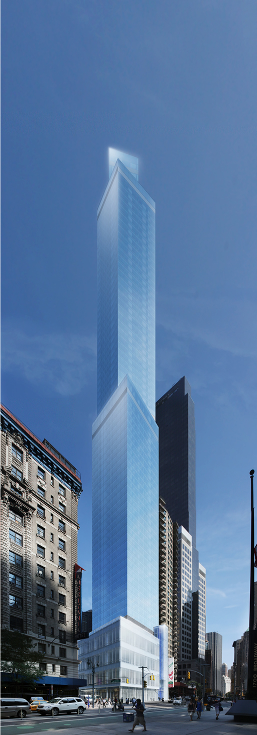 A fine blog on west 54th three hotels one office tower for Terrace 54 1717 broadway