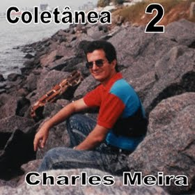 "Capa do CD ""Coletânea 2"" do cantor Charles Meira"