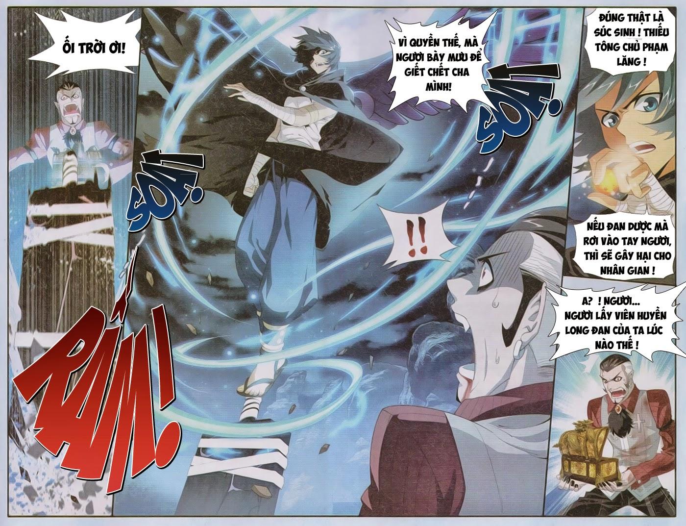 Đấu Phá Thương Khung chap 103 page 13 - IZTruyenTranh.com