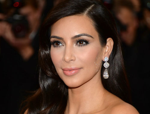 Kim Kardashian cuidado piel