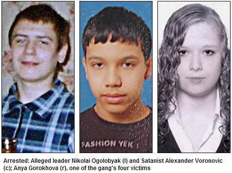 Satan Worshippers Kill And Eat Four Russian Teenagers After Stabbing Each Of Them 666 Times