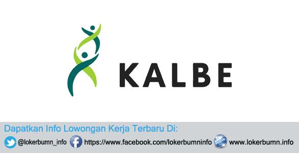 Lowongan Kerja BUMN PT. Kalbe Farma Tbk Untuk lulusan D3