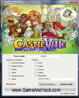 Castleville Cheat Engine Facebook Cheat Games
