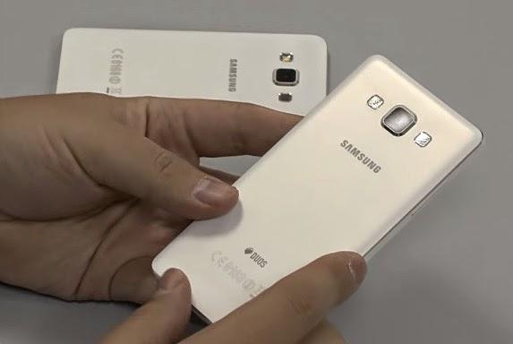 Samsung Galaxy A3, Samsung Galaxy A5
