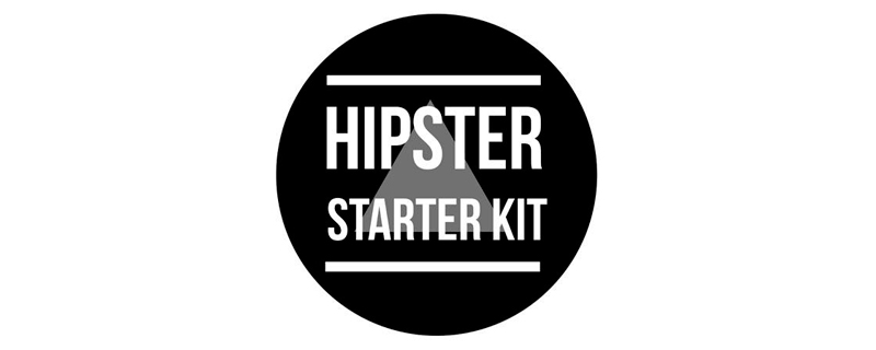 Kit de iniciación a hipster