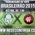 Palmeiras x Atlético PR (AO VIVO)